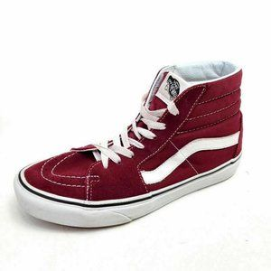 Vans Sk8-Hi Skateboarding Shoes Mens 8 Womens 9.5